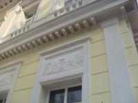 Фасадные элементы